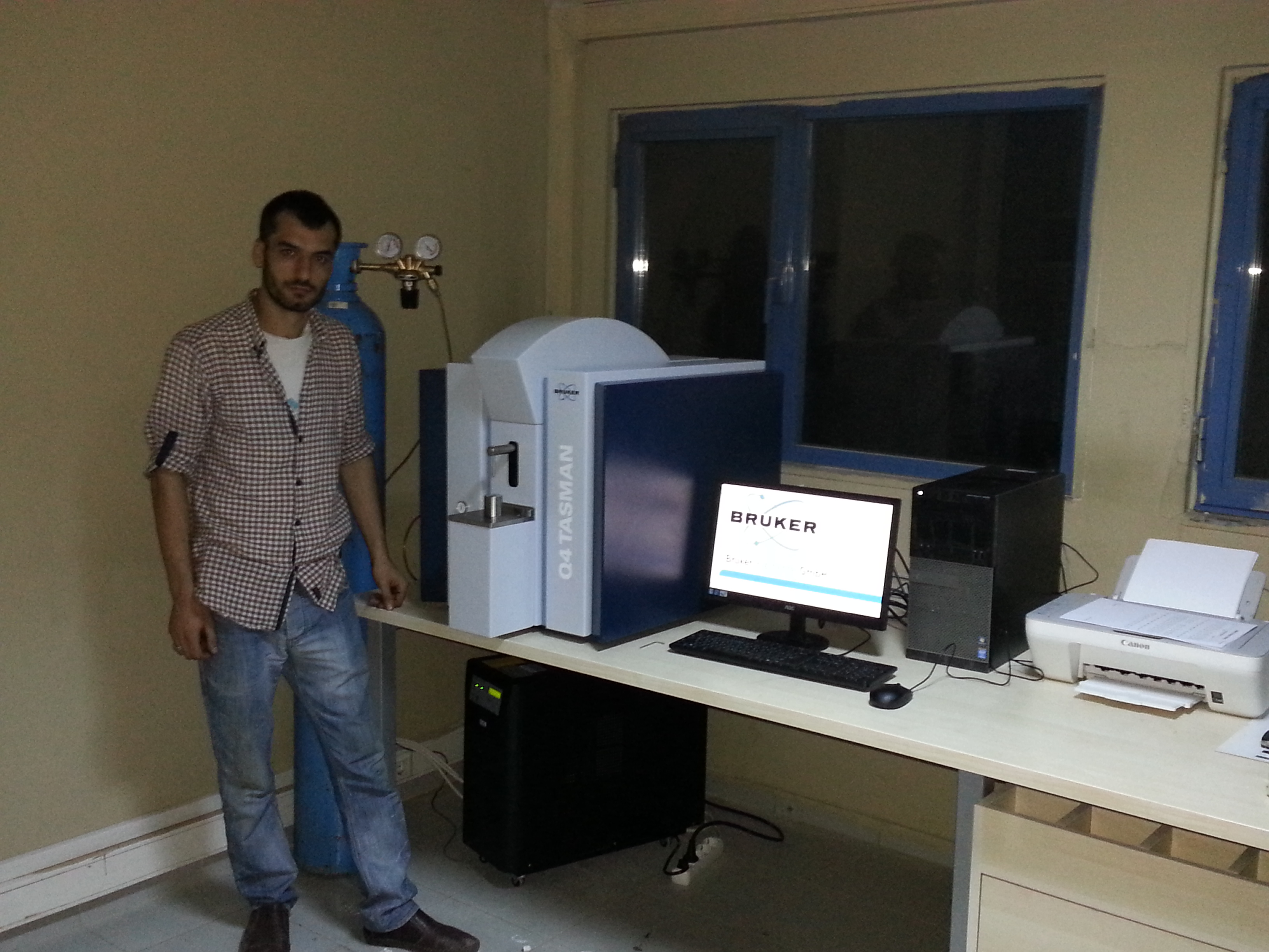 Keskin Metal Istanbul has chosen us for advance CCD optical emission spectrometer.