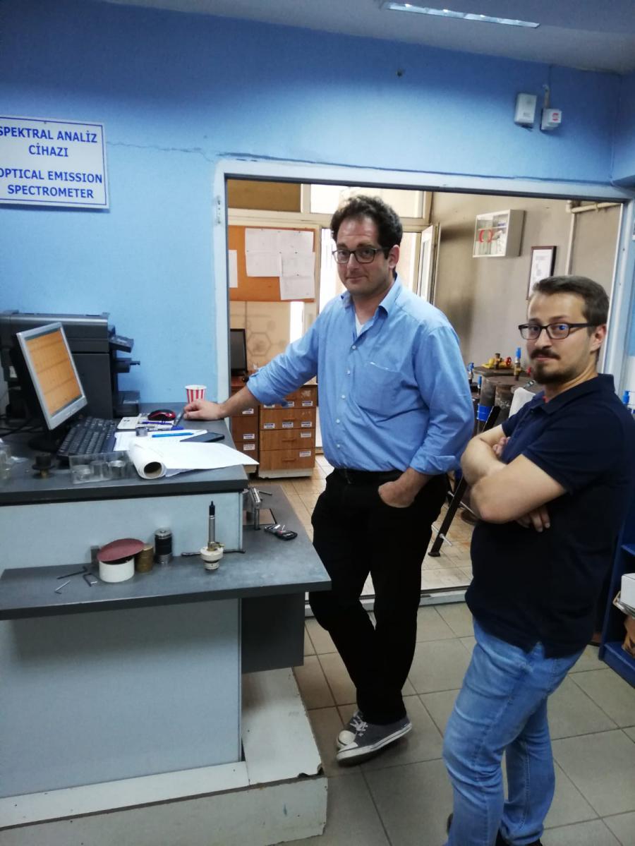 fototüplü spektrometre,bruker,quantron,standart numune,crm numune,sertifikalı standart numune,spektrometre standart numune