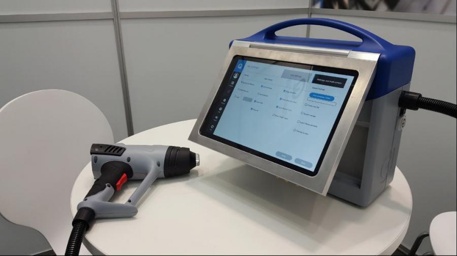 mobil oes kimyasal analiz spektrometre