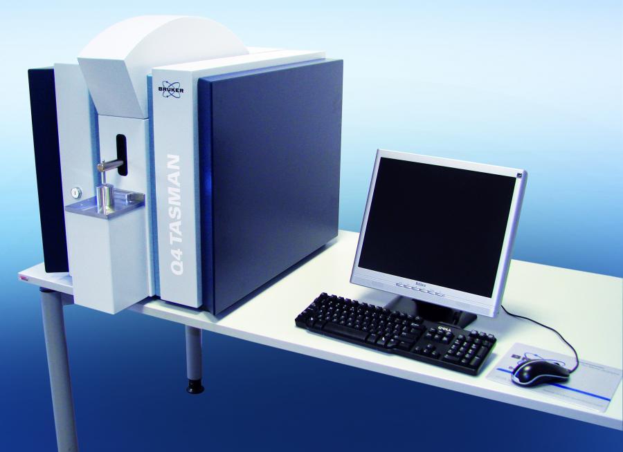 Q4 Tasman Spektrometre Analiz Cihazı