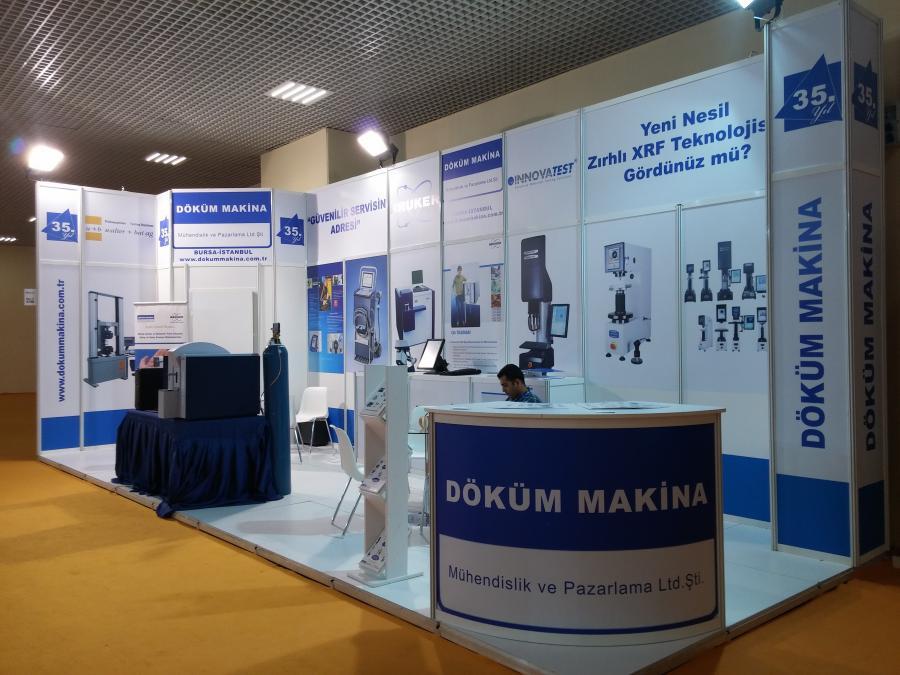 Spektrometre Aluminyum analizi